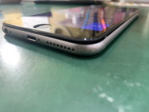 iPhone6SP パネル浮き