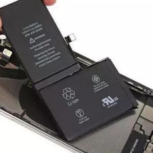 iphoneX 拆电池