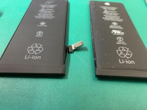 苹果iPhone6 电池对比
