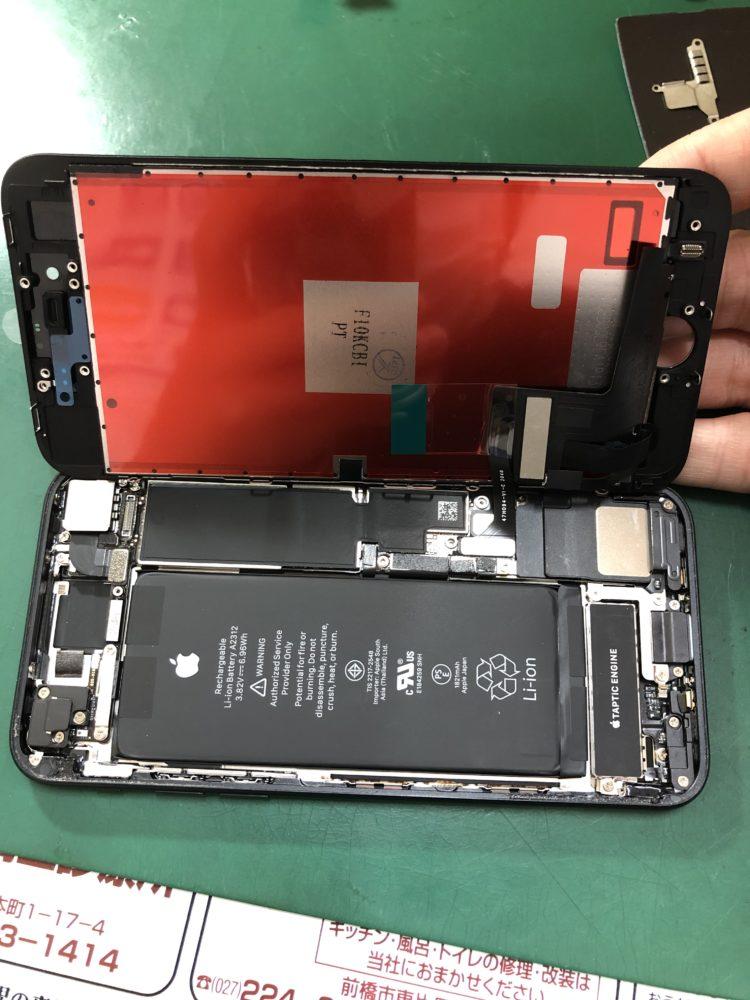 iPhoneSE2 画面仮付け