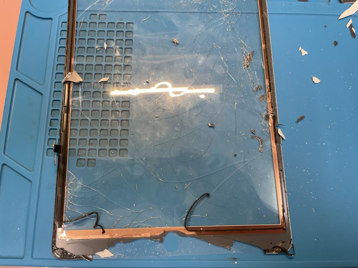 iPad第7世代修理