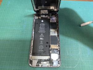 iPhone6S 进水
