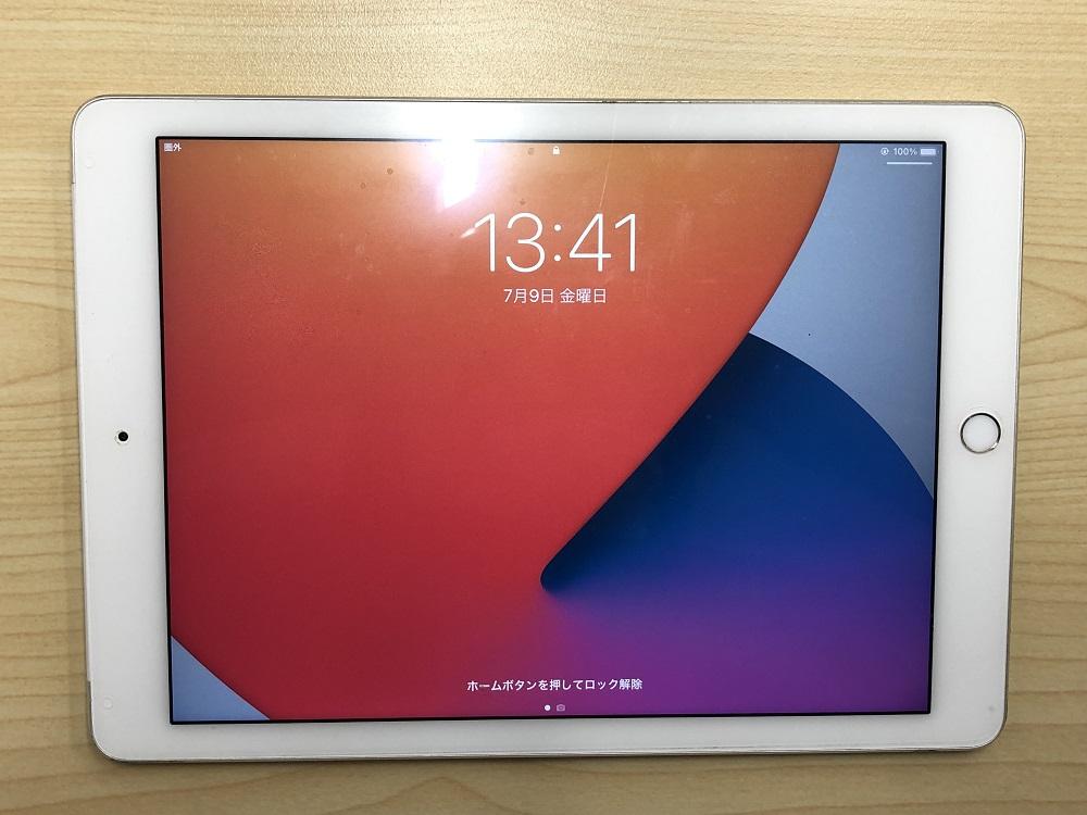iPadAir2修理前