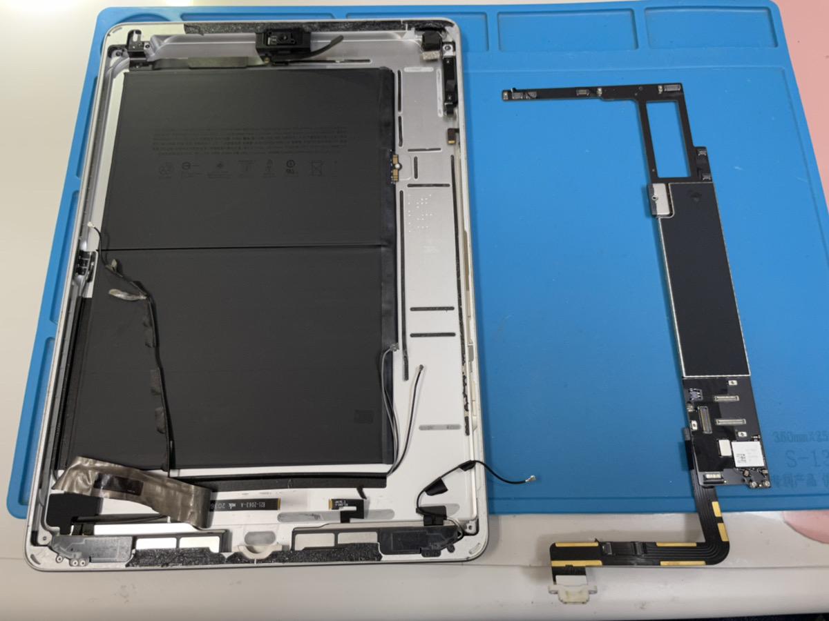 iPad第8世代修理
