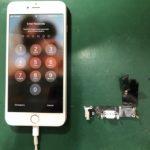 iPhone 充電口修理後