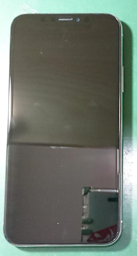 iPhoneXS画面交換修理後
