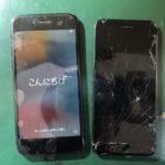 iPhoneSE2画面修理