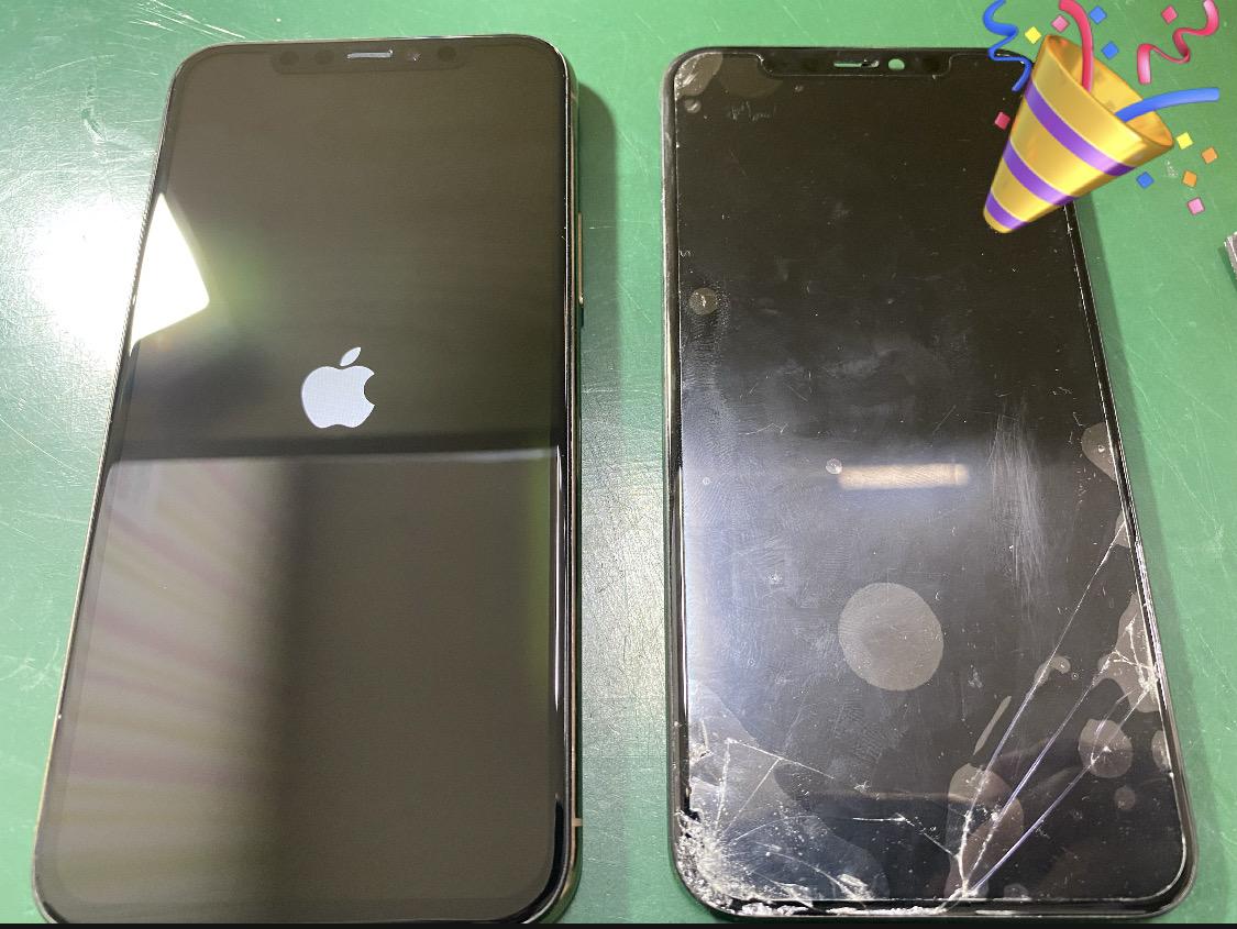 iPhone11Pro 修理後